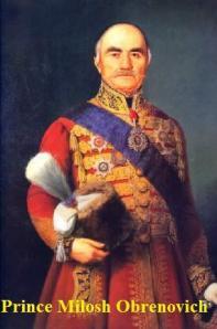 Milos Obrenovici